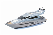 Graupner Kinder Design 72ft yacht 2201