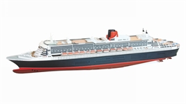 Graupner Queen Mary 2 1:200 Scale 2217