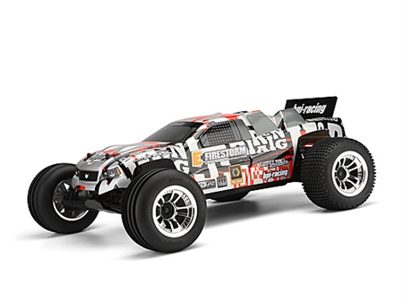 E-FIRESTORM 10T 1/10 2WD ELECTRIC STADIUM TRUCK #105845