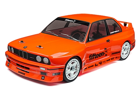 RS4 SPORT 3 RTR WITH BMW M3 E30 BODY - 114343