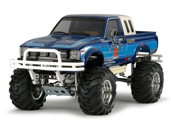 Tamiya RC Toyota Bruiser 4x4 Pick Up - 58519