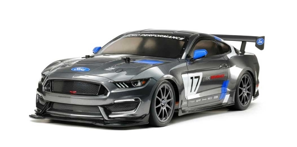 58664 RC FORD MUSTANG GT4 - TT02 With ESC