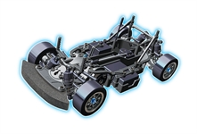 Tamiya M-07 Concept Chassis 58647 1/12 race car