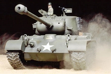RC US M26 Pershing T26E3 - Full-Option Kit