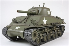 RC M4 Sherman 105mm Howitzer - Full-Option Kit