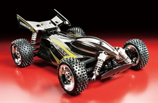 Tamiya RC Dual Ridge Black Metallic - TT-02B 1/10 Off Road Buggy 47355