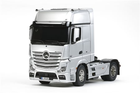 Tamiya Mercedes-Benz Actros - 1851 GigaSpace 1/14th Scale