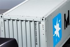 Tamiya Maersk Container Trailer 1/14