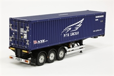 Tamiya NSK Container Trailer 1/14