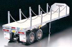 56306 Tamiya Flatbed Trailer 1/14 Scale