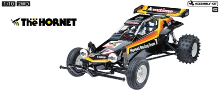 58336 Tamiya RC The Hornet - 1/10 Re-Release remote control buggy