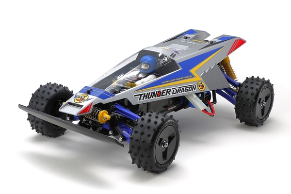 Tamiya RC Thunder Dragon (INC ESC) - 47458