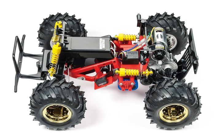 58618 Tamiya RC Monster Beetle 2015