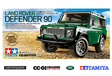 110 Land Rover Defender 90 58657 CC-01