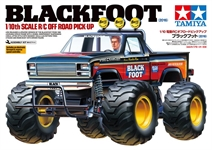 58633 Tamiya RC Blackfoot 2016