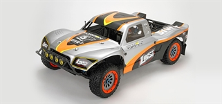 5IVE-T RTR, AVC: 1/5th 4WD SCT RTR LOS05002C