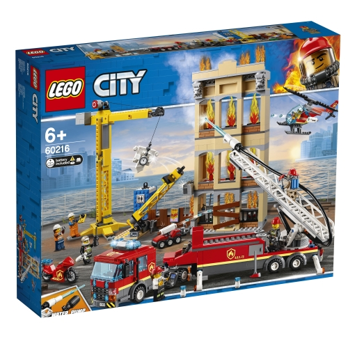 Downtown Fire Brigade - 60216