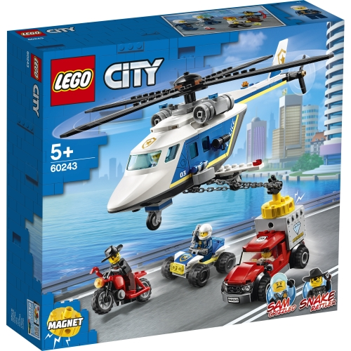 Police Helicopter Chase - 60243