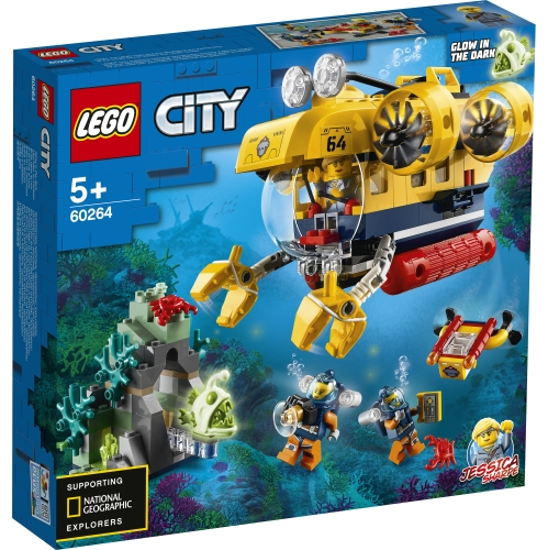 Ocean Exploration Submarine - 60264