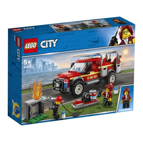 Fire Chief Response Truck - 60231