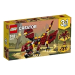3 in 1 Mythical Creatures - 31073