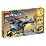 3 in 1 Twin Rotor Helicopter - 31096
