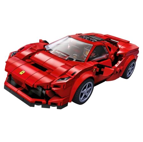LEGO Speed Champions Ferrari F8 Tributo V29 - 76895