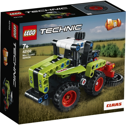Mini CLAAS XERION - 42102