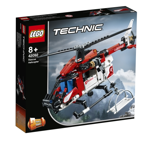 Rescue Helicopter - 42092
