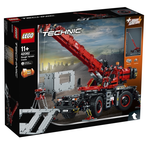 Rough Terrain Crane - 42082
