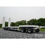 Lesu 114 Drawbar Low Loader Trailer