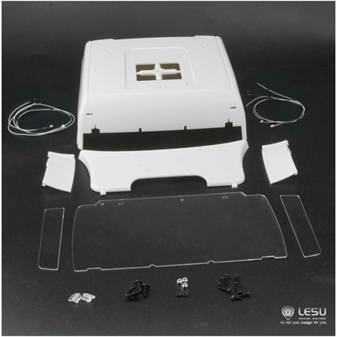 Lesu 1/14 MAN TGX 26.540 High Roof Kit