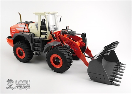 Lesu 1/14 RC Wheeled Loader