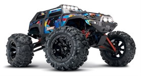 116 Summit XL25 4WD TQ 72VDC Chg