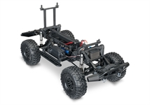 Traxxas TRX-4 1/10 Landrover Defender radio control Chassis