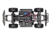 Traxxas TRX-4 1/10 4wd Landrover Defender radio control Chassis