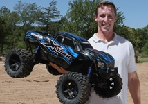 Traxxas X-Maxx 1/7 scale 4wd monster truck TRX77086