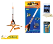 D-ES1440 Wild Flyer - E2X Launch Set 100 Complete
