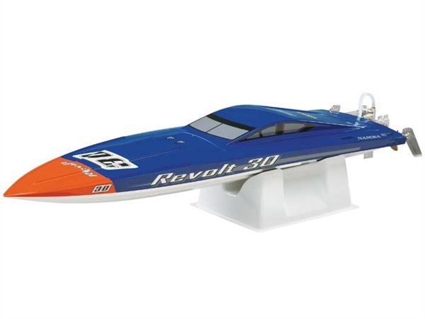 Revolt 30 Speedboat 2.4 RTR Blue/White