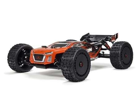 Talion 6S BLX 4WD Truggy 1:8 Red/Black 2018