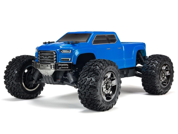 Big Rock Crew Cab 4X4 3S BLX Monster Truck RTR