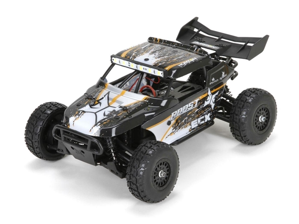 Roost 4WD Desert Buggy Black/Orange 1:18 RTR INT