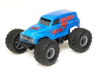 Micro Ruckus 1/28 2WD RTR Blue