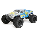 110 2wd Ruckus MT BDLipo SilverBlue RTR INT
