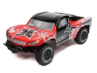 110 2wd Torment SCT BD Lipo RedSilver RTR INT