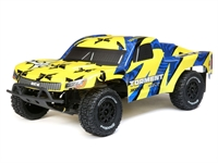 1/10 2WD Torment SCT : RTR  Yellow/Blue