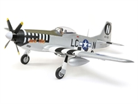 P-51D Mustang 12m BNF Basic wAS3X and SS