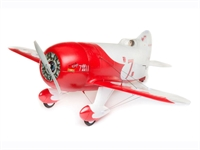 UMX Gee Bee w AS3X and Safe Select