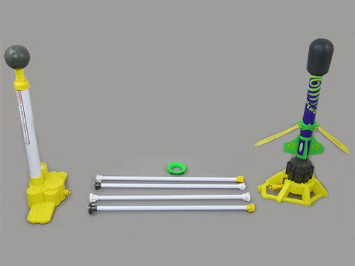 Whirlwind Air Rocket Launch Set