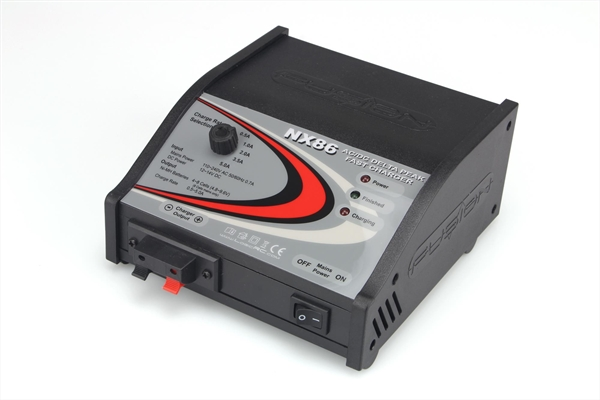 Fusion NX86 AC/DC NiMH Charger